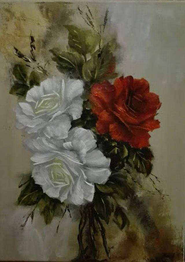 Poza Trandafiri pentru A. si L.