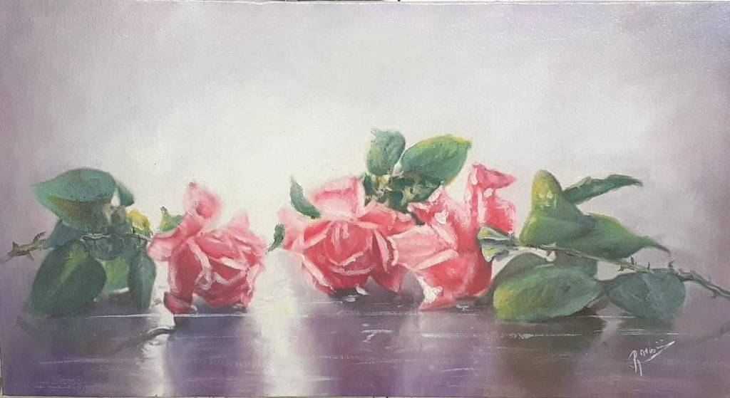 Poza Trandafiri rozpemasa