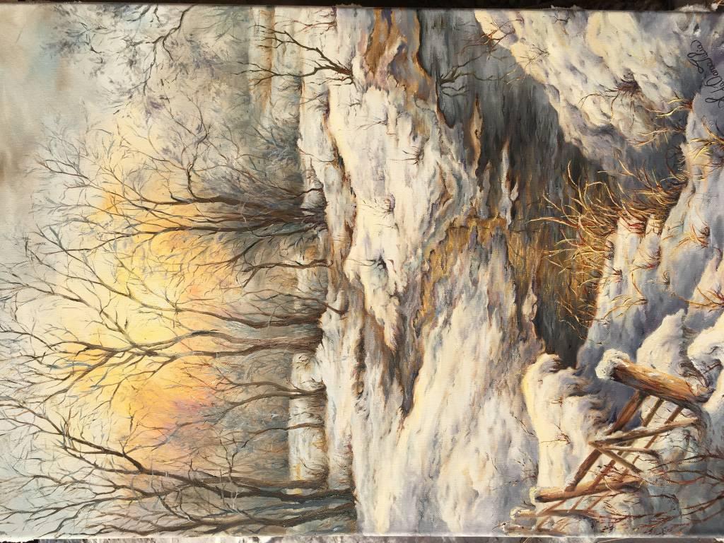 Poza Valea inghetata