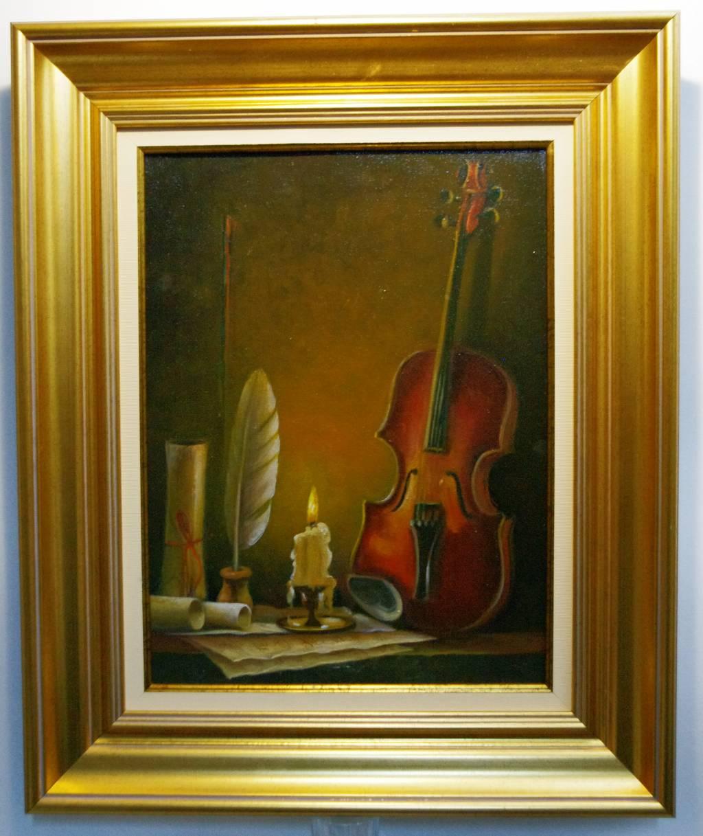 Poza vioara