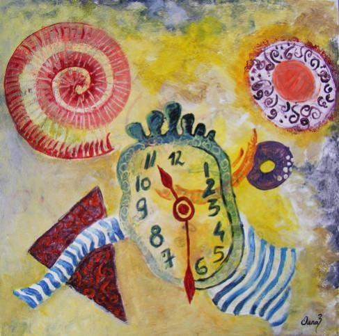 alte Picturi Ceasul lui picasso