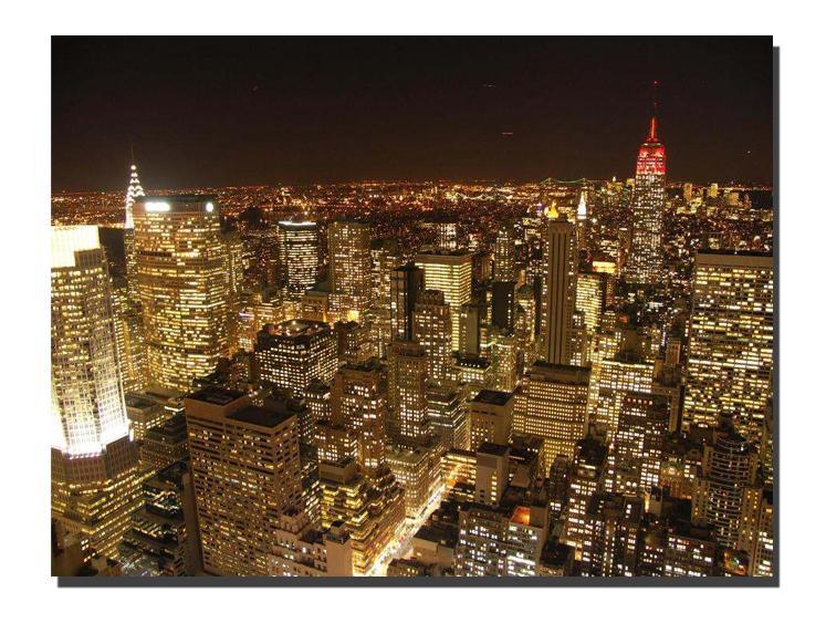 Picturi canvas New York