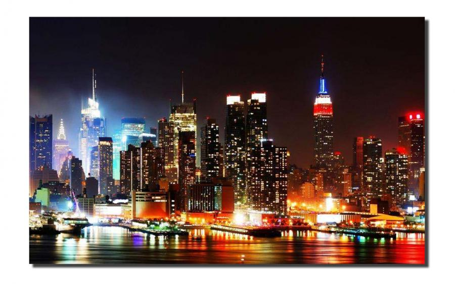 Picturi canvas New York 3