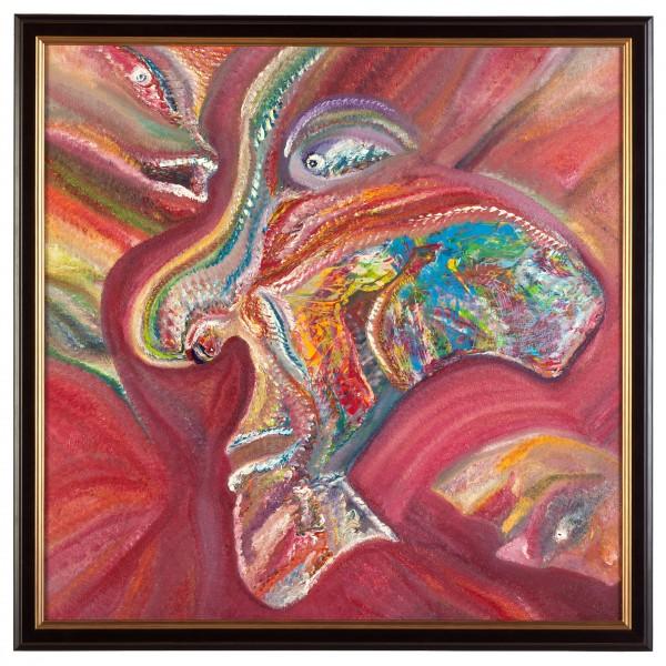 Picturi abstracte/ moderne Cuceritorii universului