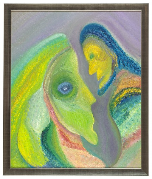 Picturi abstracte/ moderne Fat frumos si ileana cosanzeana