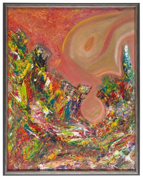 Picturi abstracte/ moderne Mai gandeste-te