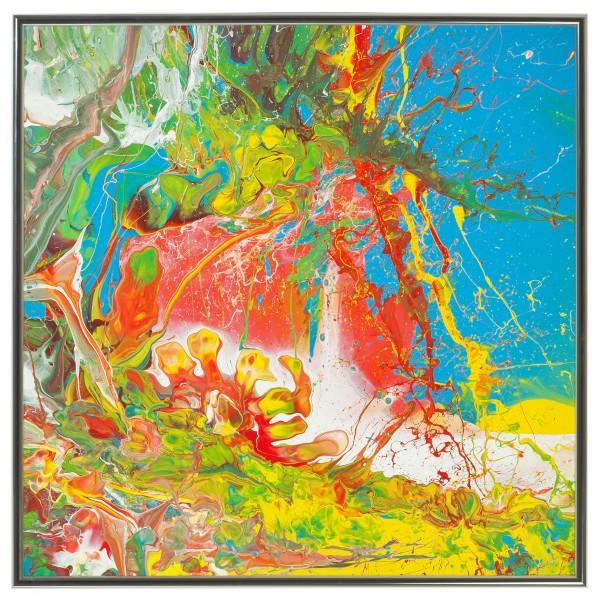Picturi abstracte/ moderne Natura in miscare