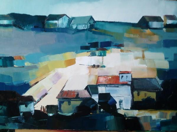 Picturi abstracte/ moderne Peisaj