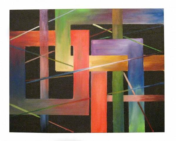 Picturi abstracte/ moderne Culori