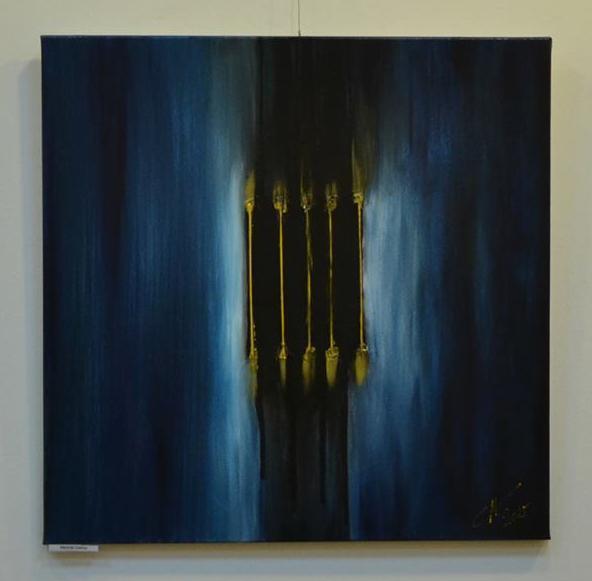 Picturi abstracte/ moderne Entrapment