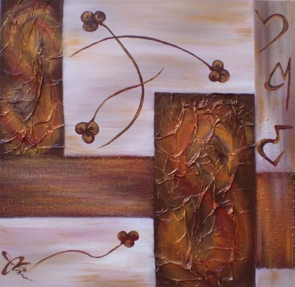 Picturi abstracte/ moderne De toamna 6