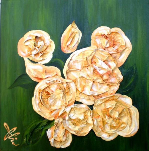 Picturi abstracte/ moderne Trandafiri 4