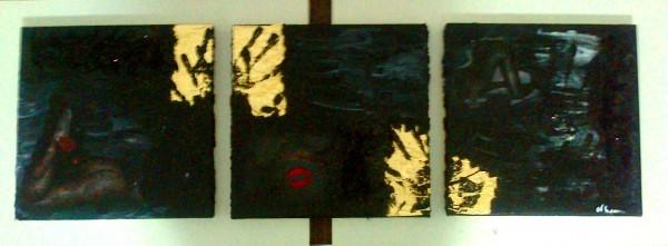 Picturi abstracte/ moderne Provocarea