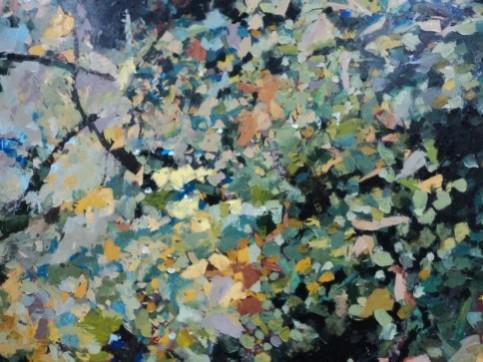 Picturi abstracte/ moderne Frunzis