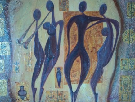 Picturi abstracte/ moderne Simbol