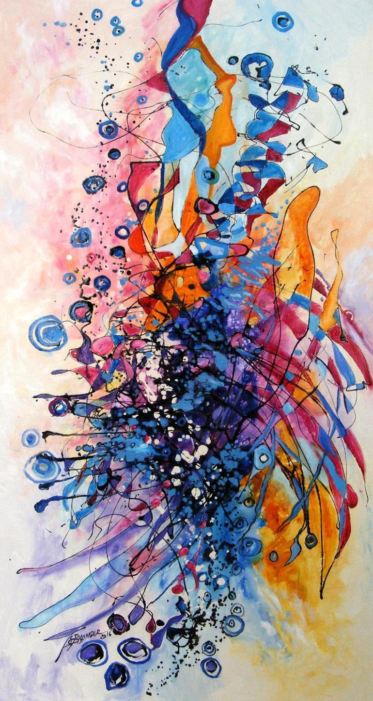 Picturi abstracte/ moderne Infinite zile pentru tine
