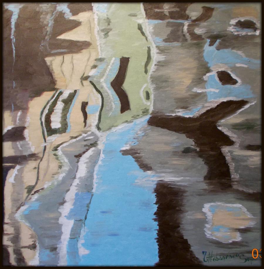 Picturi abstracte/ moderne reflexii 1
