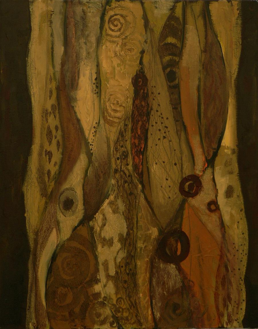 Picturi abstracte/ moderne Zada 1