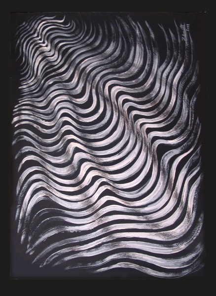 Picturi abstracte/ moderne Tunel