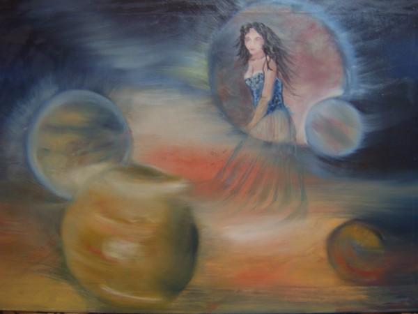 Picturi abstracte/ moderne Eu sunt de nicaieri