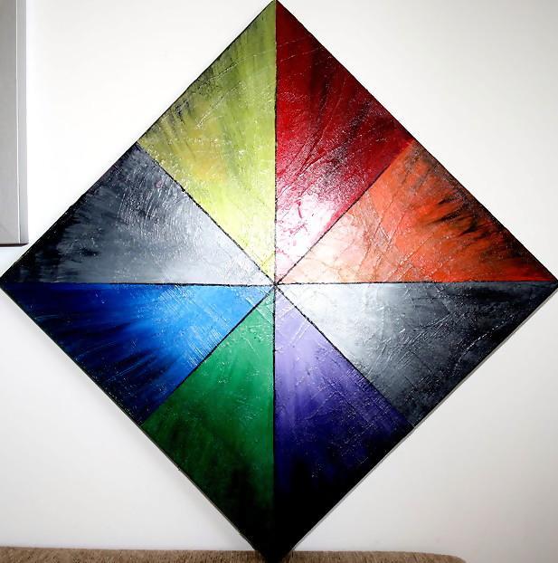 Picturi abstracte/ moderne Kaleidoscope