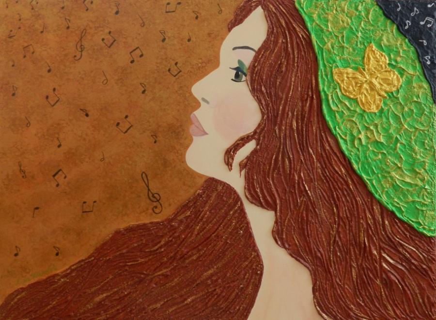 Picturi abstracte/ moderne Emotii
