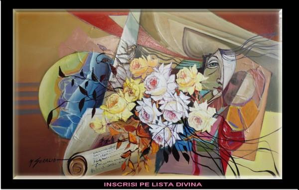 Picturi abstracte/ moderne Inscrisi pe lista divina