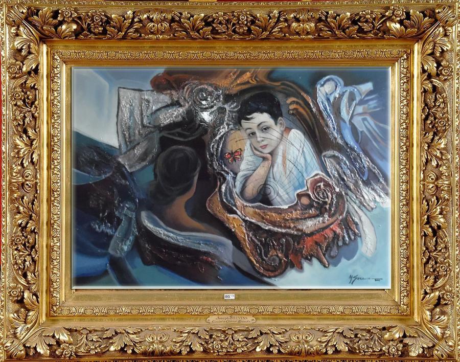 Picturi abstracte/ moderne invata-ma sa zbor macar o clipa