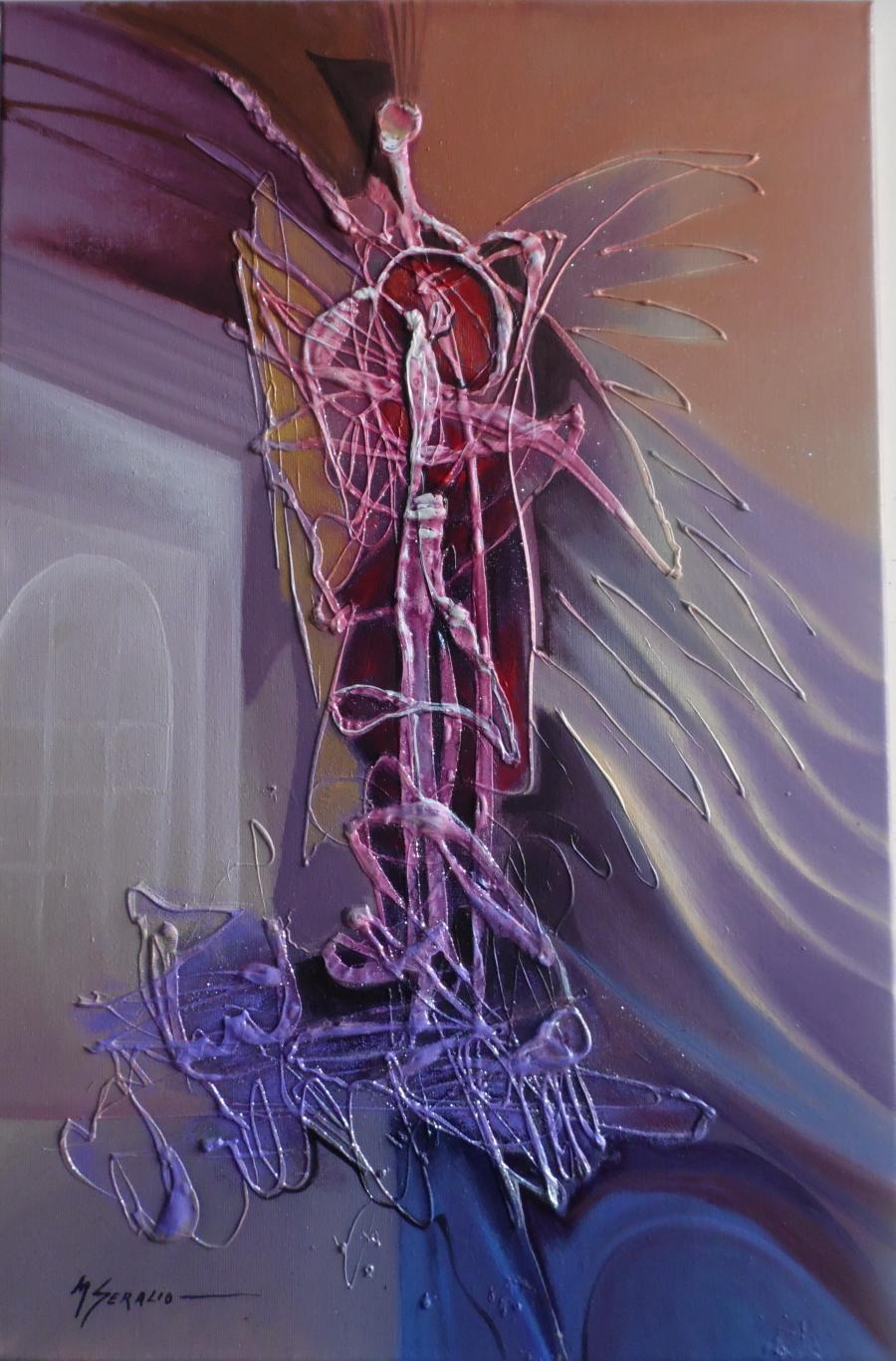 Picturi abstracte/ moderne miscare in timp--7v1