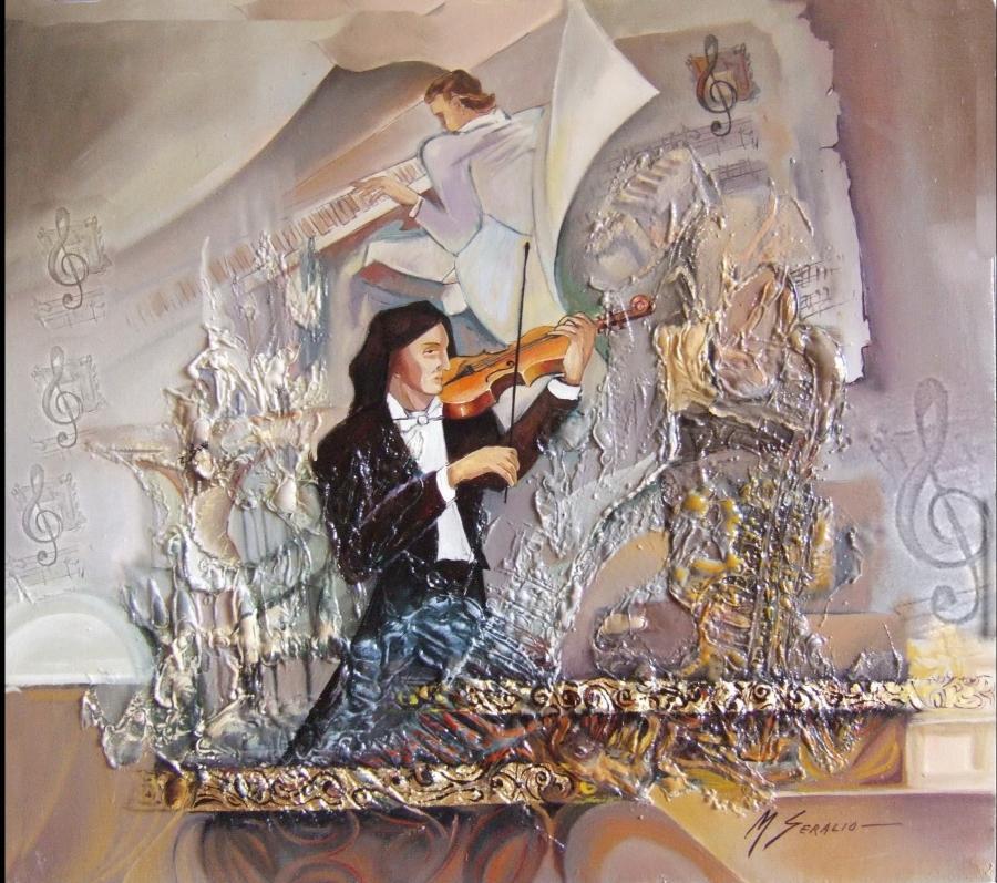 Picturi abstracte/ moderne muzica astrala cu sunet divin--xz11