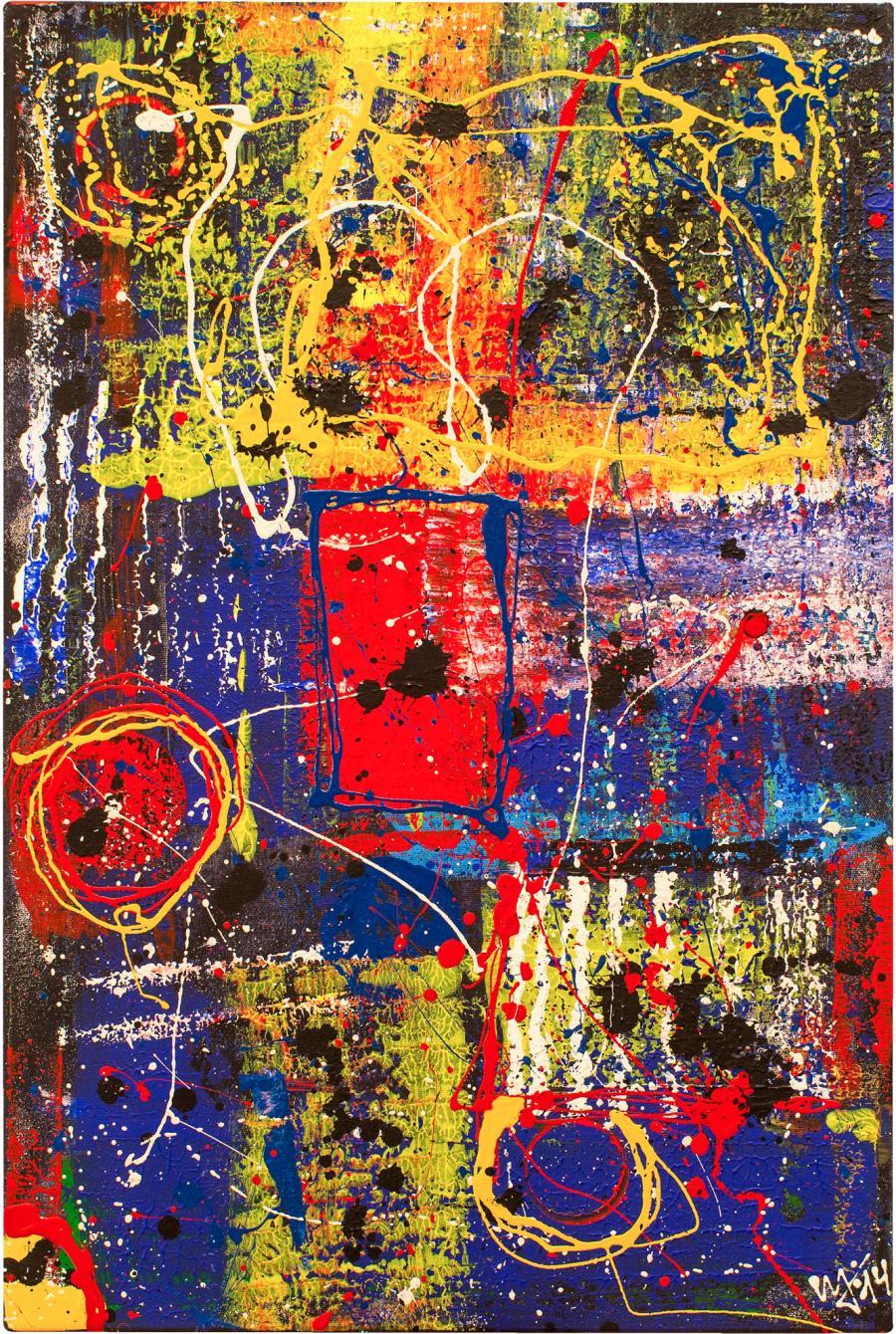 Picturi abstracte/ moderne Concept 3