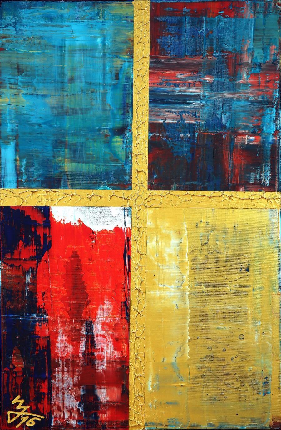Picturi abstracte/ moderne Giudice 33