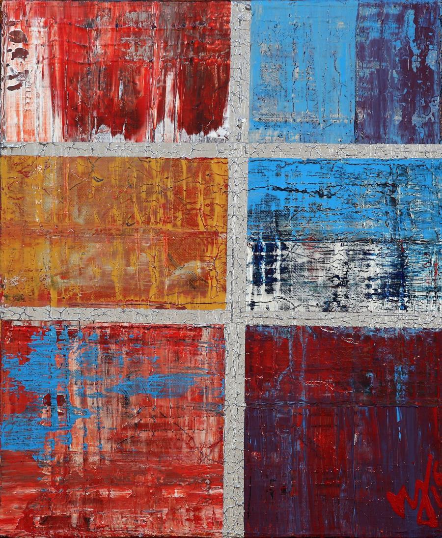 Picturi abstracte/ moderne Giudice 38
