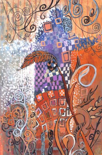 Picturi abstracte/ moderne Flori 1