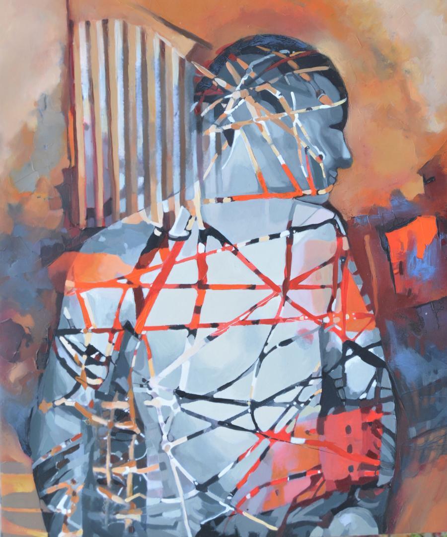 Picturi abstracte/ moderne David