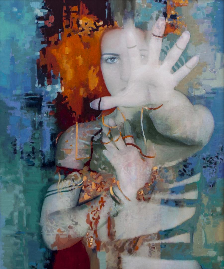 Picturi abstracte/ moderne Oana 1