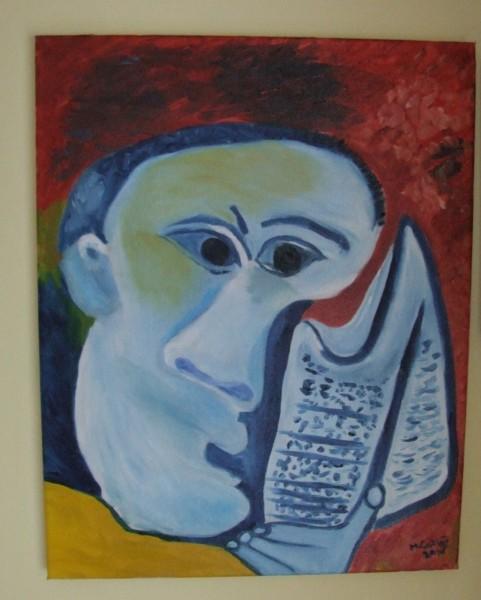 Picturi abstracte/ moderne Lectura