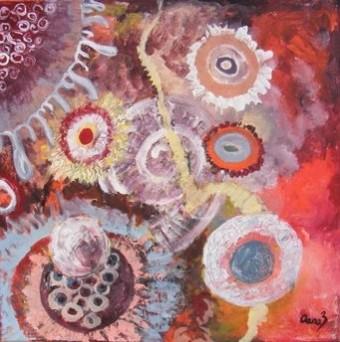 Picturi abstracte/ moderne Incertitudini