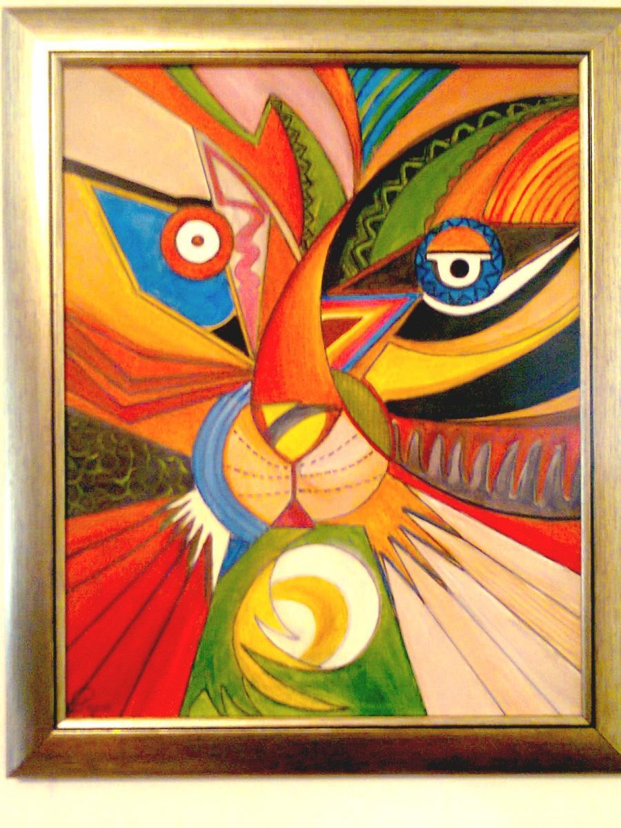 Picturi abstracte/ moderne fellina