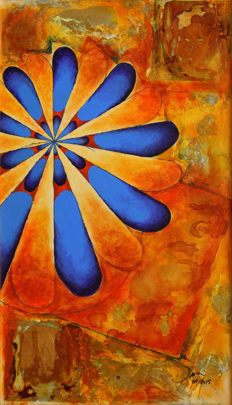Picturi abstracte/ moderne spiral 2