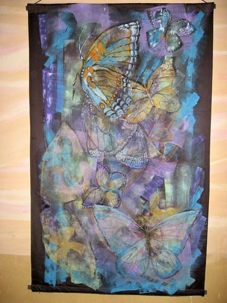 Picturi abstracte/ moderne Armonie in simturi