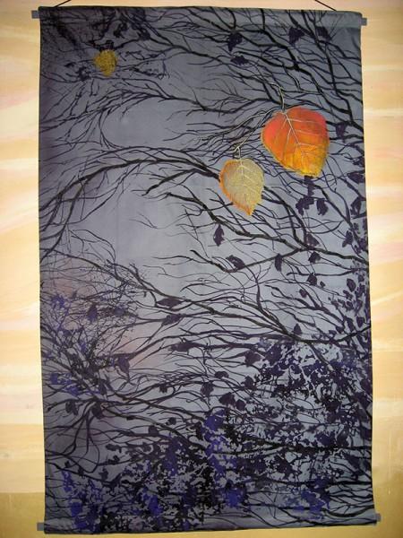 Picturi abstracte/ moderne Toamna tarzie