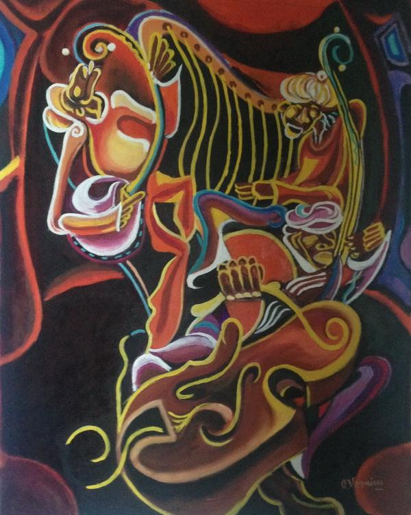 Picturi abstracte/ moderne jaz 1
