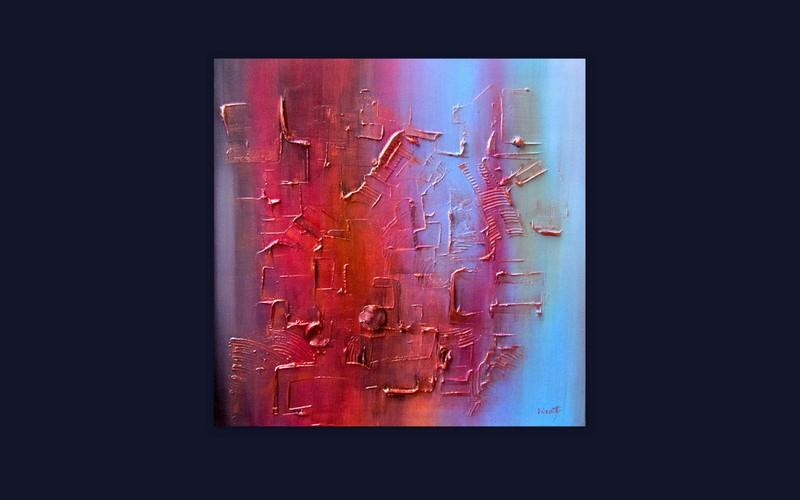 Picturi abstracte/ moderne ALEGRIA 2