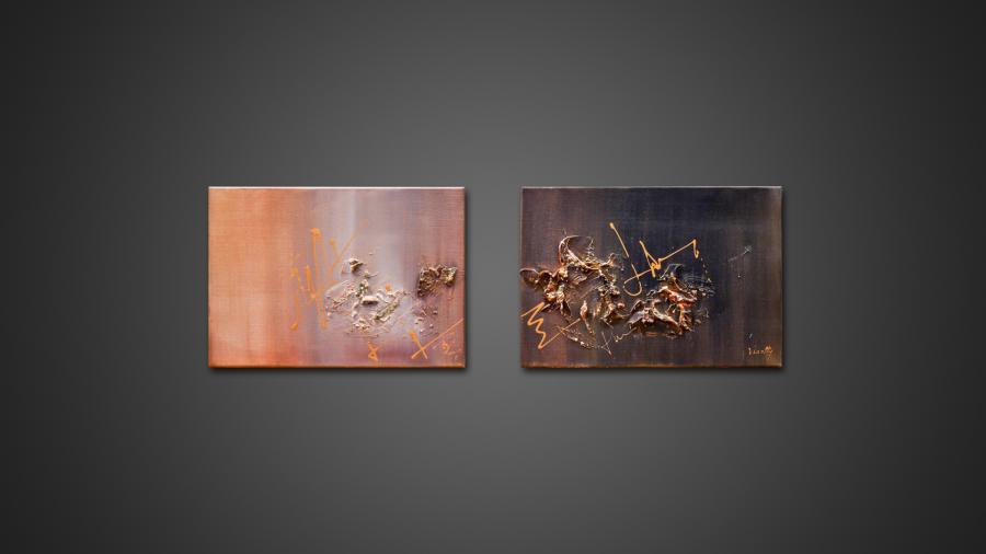 Picturi abstracte/ moderne ARABESQUE
