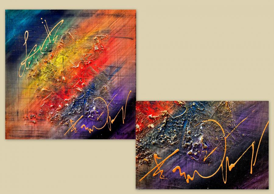 Picturi abstracte/ moderne ARES