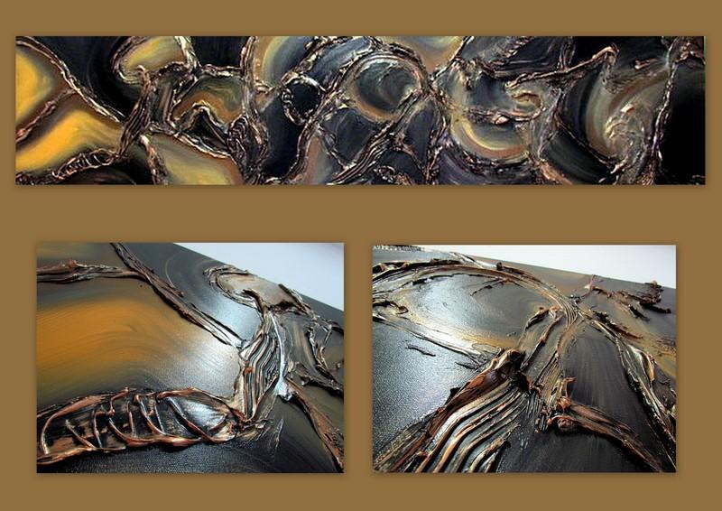 Picturi abstracte/ moderne BAROC