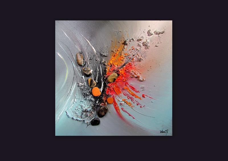 Picturi abstracte/ moderne BLACK AGATE