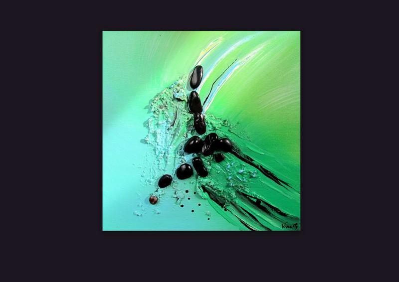Picturi abstracte/ moderne BLACK ONIX