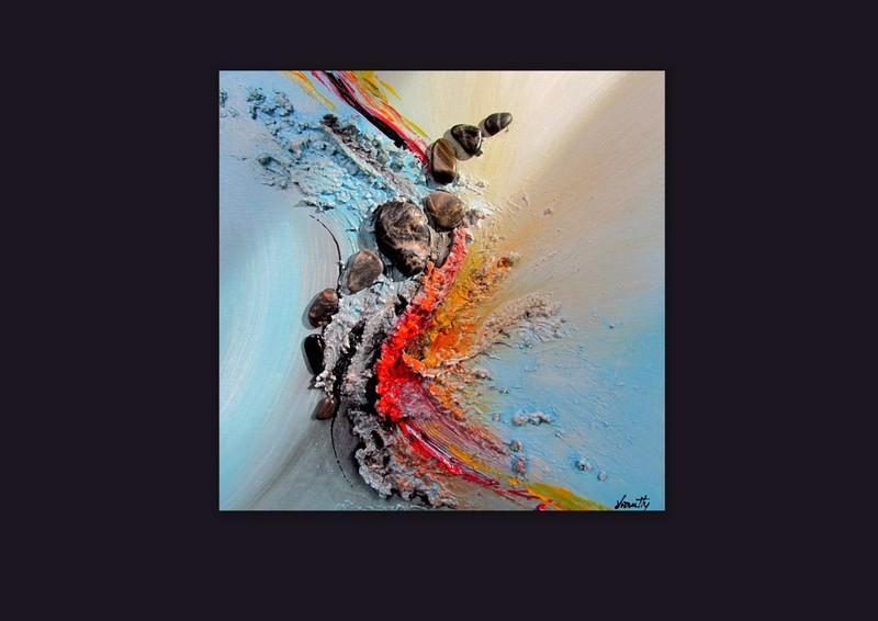 Picturi abstracte/ moderne BLACK SARDONIX
